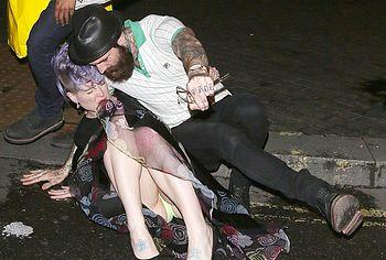 Kelly Osbourne pussy