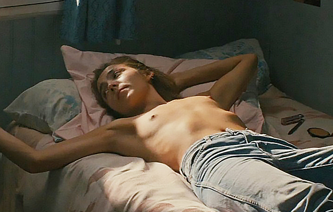 Garance Marillier nude movie