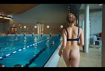 Ida Engvoll naked ass