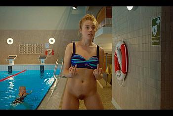 Ida Engvoll nude pussy