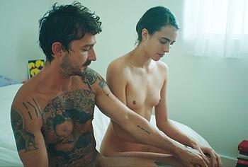 Margaret Qualley nude movie
