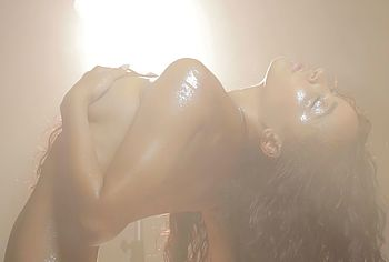 Tinashe frontal nude