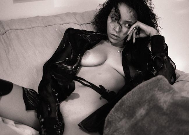 Tinashe leaked nude sextape