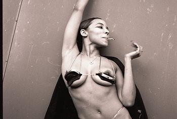 Tinashe naked pics