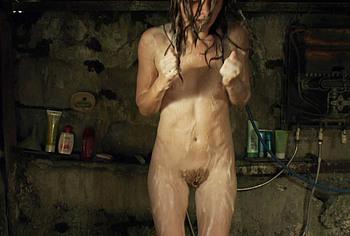 Hani Furstenberg frontal nude