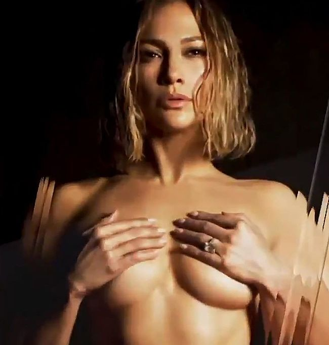 Jennifer Lopez frontal nude