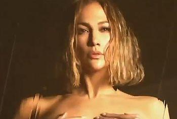 Jennifer Lopez naked video