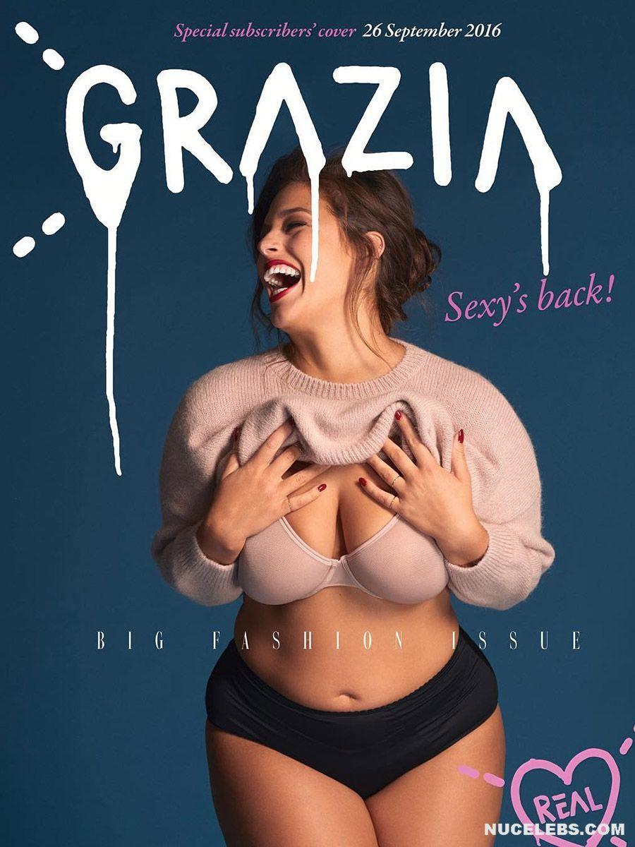 Ashley Graham leaked nude scandal