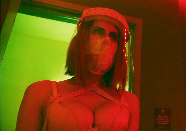 Alexandra Daddario nude sex video