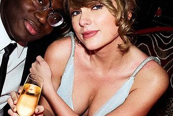 Taylor Swift oops