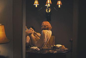 Мэдлин Зима, сцены секса