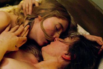 Saoirse Ronan nude scenes