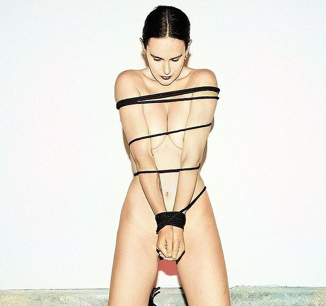 Rumer Willis nude photos
