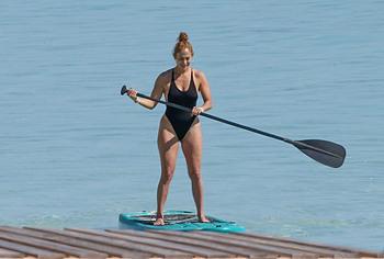 Jennifer Lopez nipslip