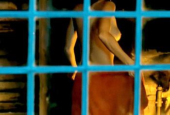 Jessica Szohr nude scenes