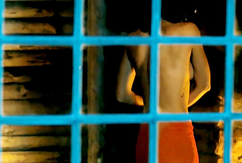 Jessica Szohr topless movie