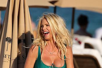 Victoria Silvstedt big tits