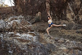 Jenna Dewan pussy shots