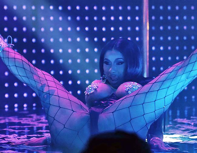 Cardi-B leaked nude video