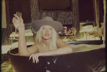 Christina Aguilera leaked nude video