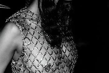 Naomi Campbell nipples