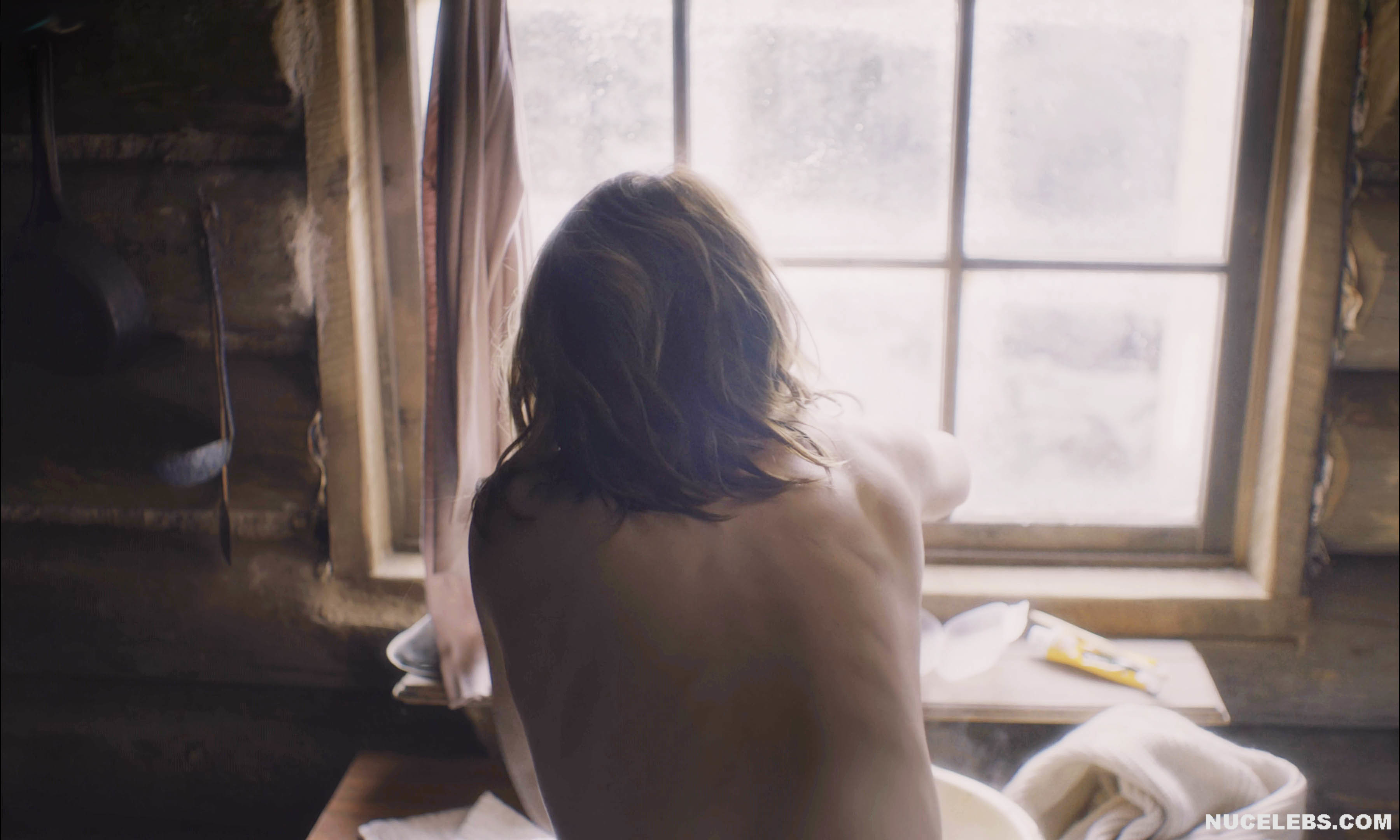 Naked Robin Wright