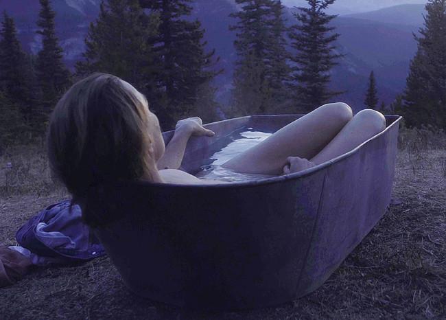 Robin Wright nude scenes