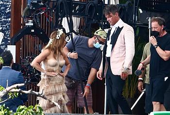 Jennifer Lopez movie scenes