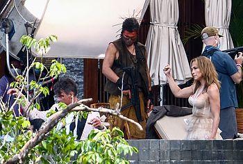 Jennifer Lopez nipples