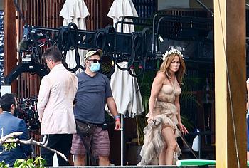 Jennifer Lopez scandal