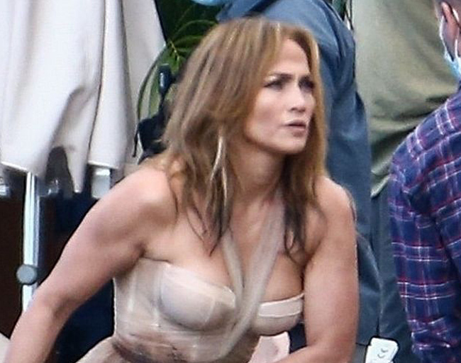 Jennifer Lopez sextape