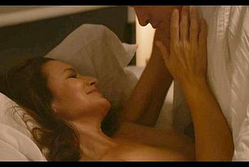 Kristin Davis naked photos