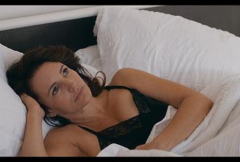 Kristin Davis sexy movie scenes