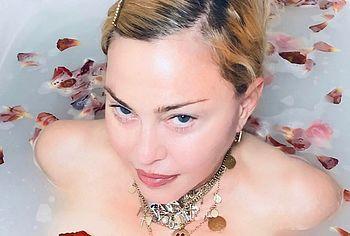 Madonna naked photos