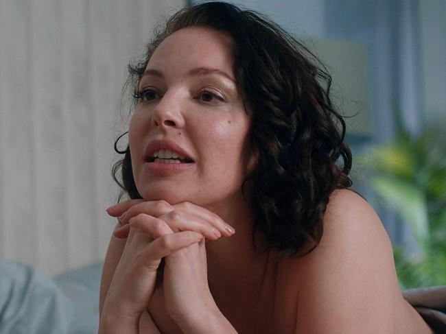 Katherine Heigl nude movie scenes