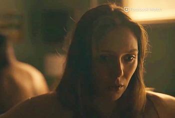 Elizabeth Olsen naked movie scenes