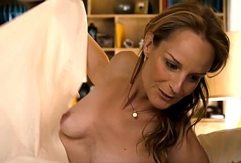 Helen Hunt topless