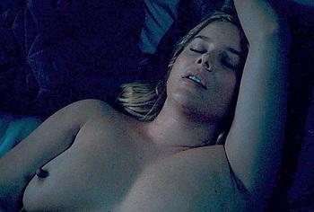 Abbie Cornish naked movie scenes