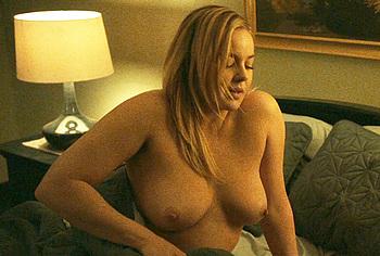 Abbie Cornish topless scenes