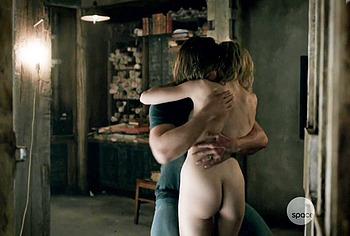 Laura Vandervoort nude sex video