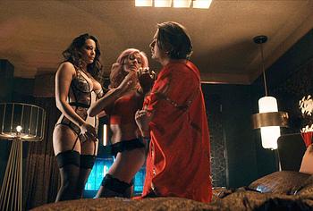Katherine McNamara group sex