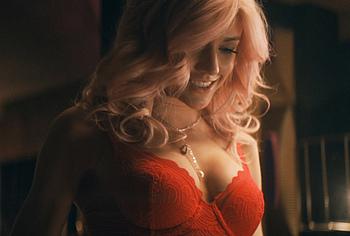 Katherine McNamara naked