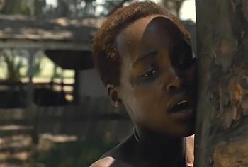 Lupita Nyong'o doggy sex