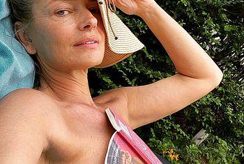 Paulina Porizkova hacked nude