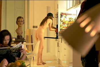 Karen Gillan frontal nude