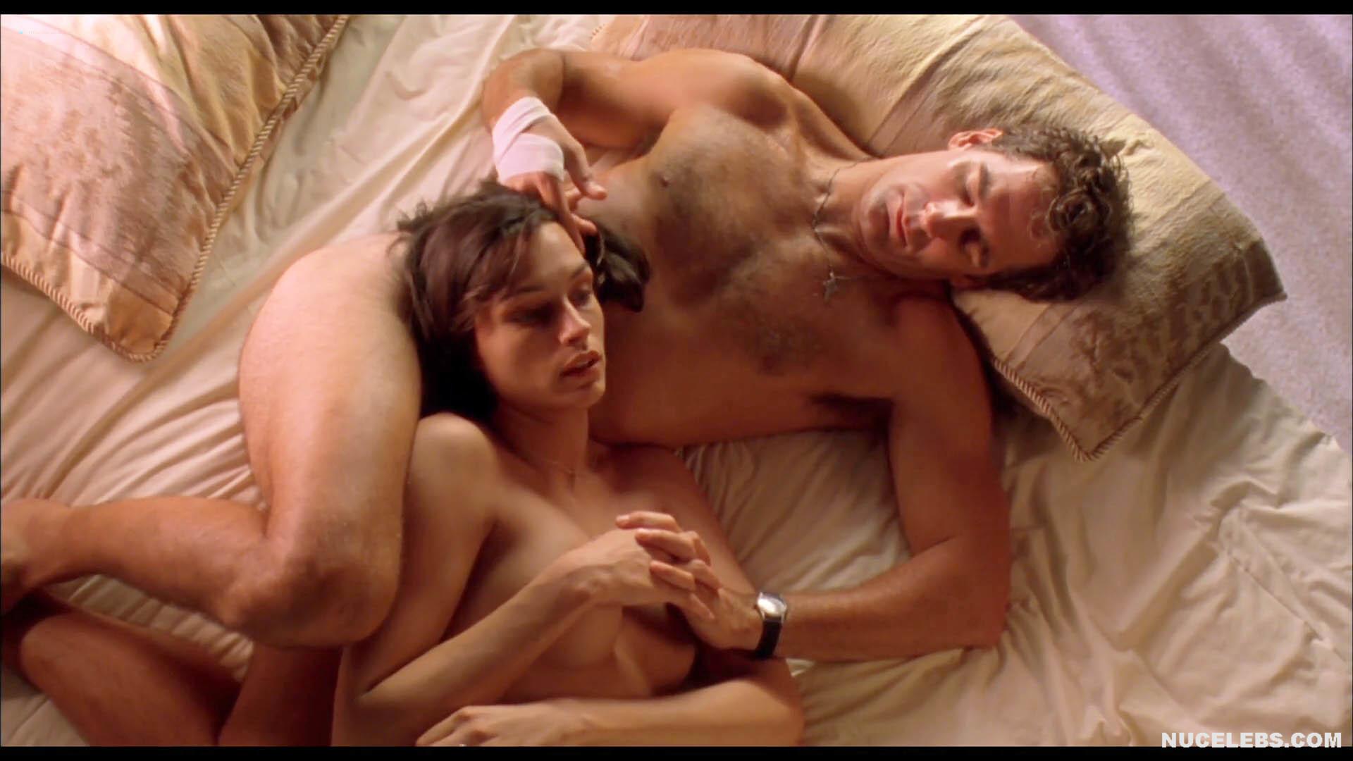 Janssen topless famke 63 Famke