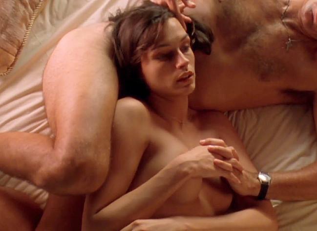 Famke Janssen nude movie scenes
