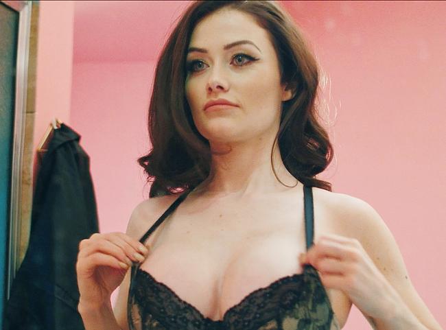 Jess Impiazzi nude sex video