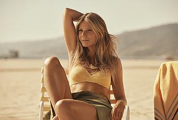 Gwyneth Paltrow upskirt