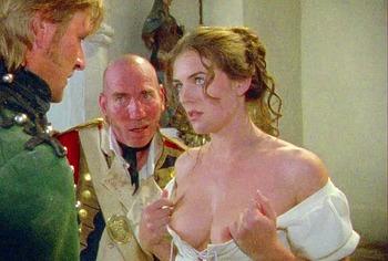 Elizabeth Hurley nude movie scenes